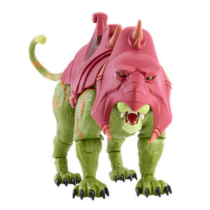 [Masters Of The Universe: Revelation: Masterverse Action Figure: Battle Cat (Deluxe) (Product Image)]