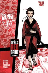 [The cover for The Devil's Red Bride #1 (Cover A Bivens)]