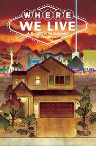 [Where We Live: Las Vegas Shooting Benefit Anthology (Product Image)]