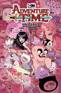 [Adventure Time: Sugary Shorts: Volume 5 (Product Image)]