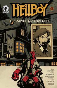 [Hellboy: The Silver Lantern Club #1 (Product Image)]