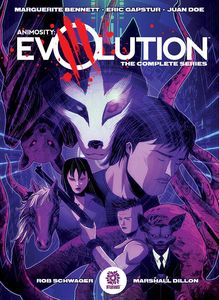 [Animosity: Evolution: Omnibus (Hardcover) (Product Image)]