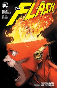 [The Flash: Volume 9: Reckoning Forces (Product Image)]