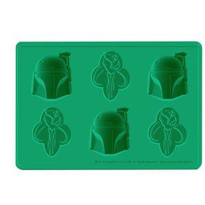 [Star Wars: Silicone Ice Tray: Boba Fett (Product Image)]