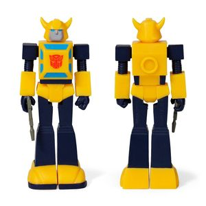 [Transformers: ReAction Action Figure: Bumblebee (Product Image)]