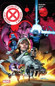 [House Of X Powers Of X (Hardcover) (Product Image)]