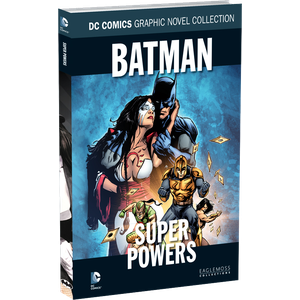 [DC Graphic Novel Collection: Volume 151: Batman Super Powers (Hardcover) (Product Image)]
