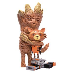 [Guardians Of The Galaxy: Vinyl Figure: Rocket & Groot Treehugger (Product Image)]