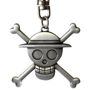 [One Piece: 3D Keychain: Skull Luffy (Product Image)]