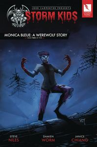 [Storm Kids: Monica Bleue: Werewolf Story #2 (Product Image)]