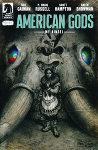 [American Gods: My Ainsel #9 (Cover A Fabry) (Product Image)]