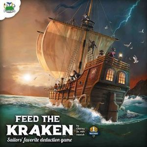 [Feed The Kraken: Board Game (Basic Edition) (Product Image)]