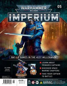[Warhammer 40K: Imperium #5 (Product Image)]