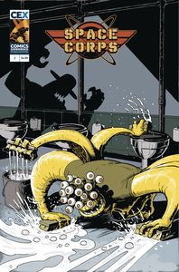 [Space Corps #2 (Cover A Beck) (Product Image)]