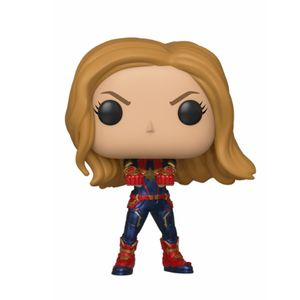 [Avengers: Endgame: Pop! Vinyl Figure: Captain Marvel (Product Image)]