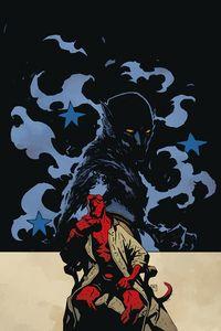 [Hellboy: The Silver Lantern Club #3 (Product Image)]