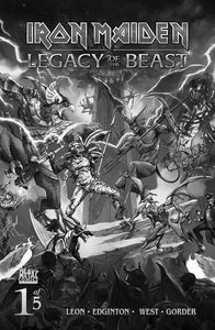 [Iron Maiden: Legacy Of The Beast #1 (Cover C Casas) (Product Image)]