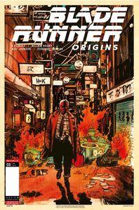[Blade Runner: Origins #3 (Cover B Hack) (Product Image)]