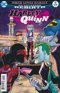 [Harley Quinn #12 (Product Image)]