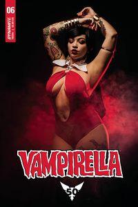 [Vampirella #6 (Cover E Cosplay) (Product Image)]
