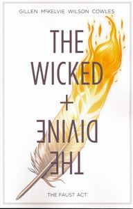 [The Wicked + The Divine: Volume 1: The Faust Act (Product Image)]
