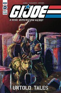 [G.I. Joe: A Real American Hero #277 (Cover A Shearer) (Product Image)]