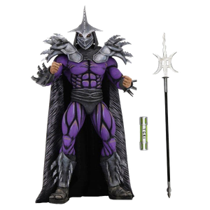 [Teenage Mutant Ninja Turtles: 1990 Movie: Action Figure: Deluxe Super Shredder (Product Image)]