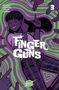 [The cover for Finger Guns #3]