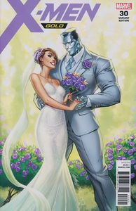 [X-Men: Gold #30 (Jsc Kitty & Colossus Variant) (Product Image)]
