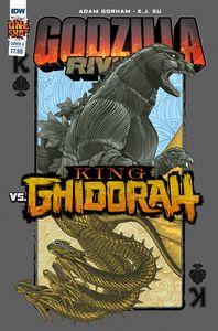 [Godzilla Rivals VS King Ghidorah: One Shot #1 (Cover A Su) (Product Image)]