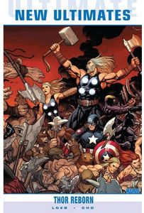 [Ultimate Comics: New Ultimates: Volume 1: Thor Reborn (UK Edition) (Product Image)]