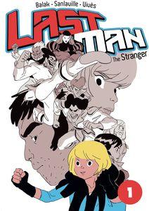 [Last Man: Volume 1: The Stranger (Product Image)]