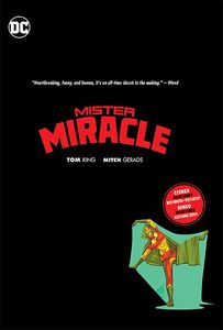 [Mister Miracle (Hardcover) (Product Image)]
