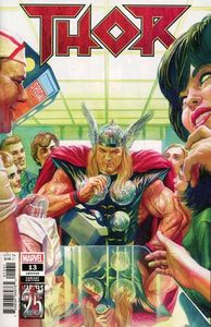 [Thor #13 (Alex Ross Marvels 25th Variant) (Product Image)]