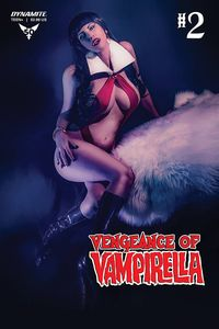 [Vengeance Of Vampirella #2 (Cover D Cosplay) (Product Image)]