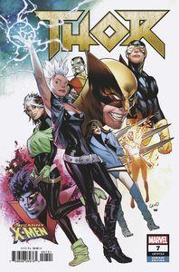 [Thor #7 (Land Uncanny X-Men Variant) (Product Image)]