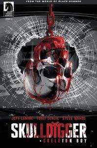 [Skulldigger & Skeleton Boy #6 (Cover A Zonjic) (Product Image)]