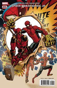 [Spider-Man/Deadpool #49 (Product Image)]
