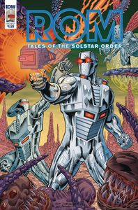 [Rom: Tales Of Solstar Order #1 (Spec Edition) (Product Image)]