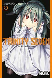 [Trinity Seven: Volume 22 (Product Image)]
