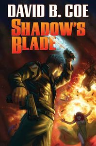 [Case Files Of Justis Fearsson: Book 3: Shadow's Blade (Product Image)]
