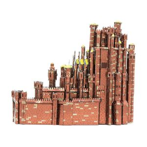 [Game Of Thrones: Metal Earth Model Kit: The Red Keep (Product Image)]