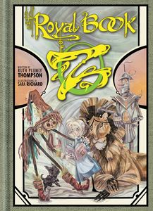 [Royal Book Of Oz (Hardcover) (Product Image)]