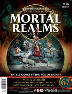 [Warhammer: Age Of Sigmar: Mortal Realms #67 (Product Image)]