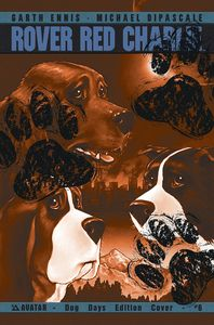 [Red Rover Charlie #6 (Dog Days Variant) (Product Image)]
