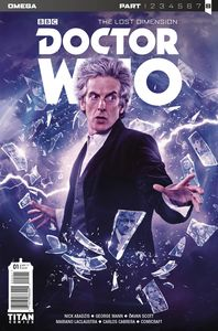 [Doctor Who: Lost Dimension: Omega #1 (Cover B Photo) (Product Image)]