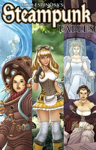 [Rod Espinosa's Steampunk Fables: Volume 2 (Product Image)]