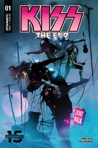 [Kiss: The End #1 (Cover A Sayger) (Product Image)]