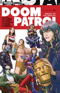 [Doom Patrol: Weight Of The World (Product Image)]