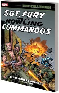 [Sgt. Fury: Epic Collection: Howling Commandos (Product Image)]